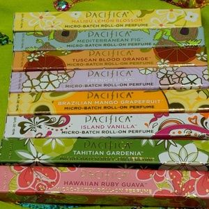 Pacifica natural parfum